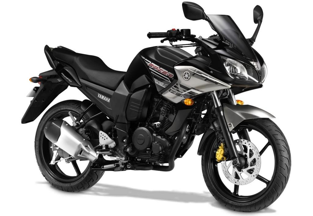 Yamaha Fz New Colours 4 Motoroids Com