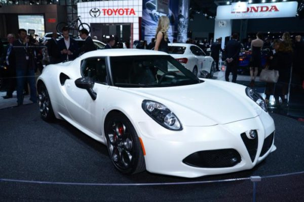 Alfa Romeo could soon turn into a stand-alone company
