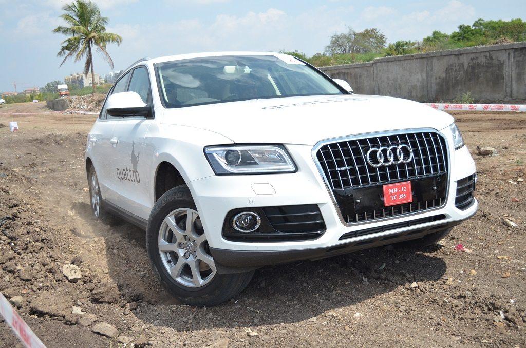 Audi India Sales Motoroids Com