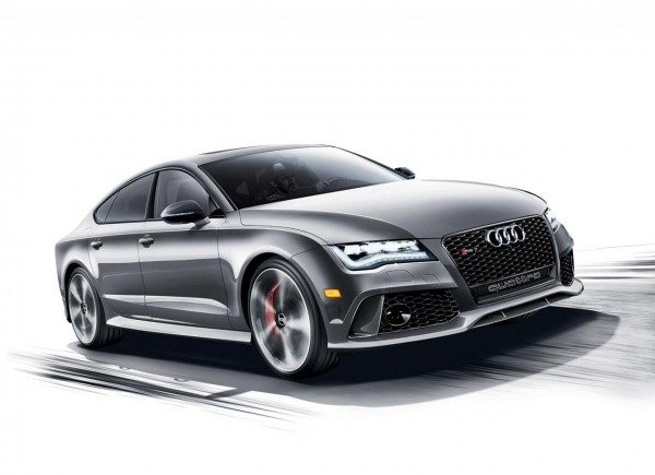 Audi RS7 Dynamic Edition revealed; New York Debut