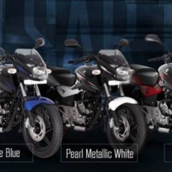 New Bajaj Pulsar 150 colours launched; Images and details