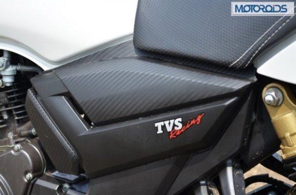 bmw tvs bike
