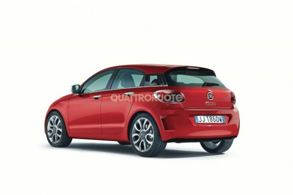 fiat 500 punto replacement images