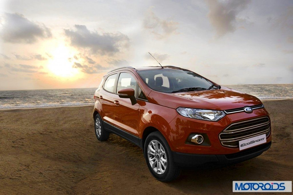 Ford Ecosport Europe Images 2
