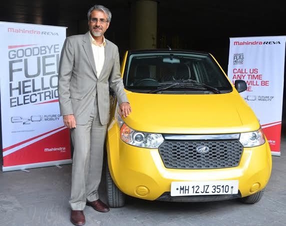 Official Release- Mahindra Reva brings 'Goodbye Fuel, Hello Electric' scheme to Pune