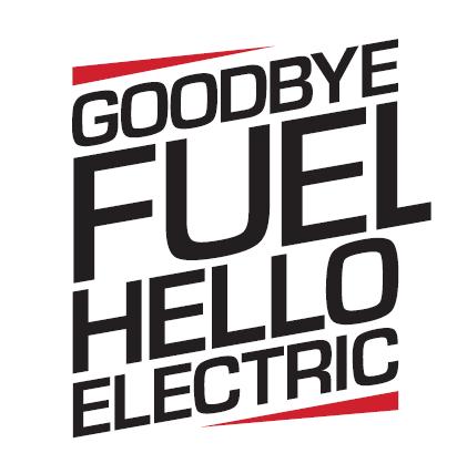 goodbye fuel hello electric