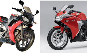 hero hx250r vs honda - photo #12
