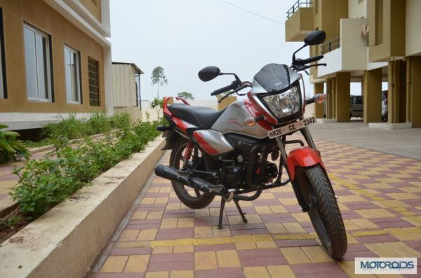 Hero motocorp splendor ismart clocks 102 5 km on one litre - Hero splendor ismart mileage per liter ...