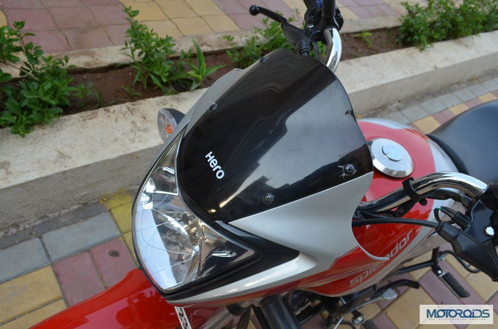 Hero splendor ismart review we extract more than 67 kmpl in real world motoroids - Hero splendor ismart mileage per liter ...