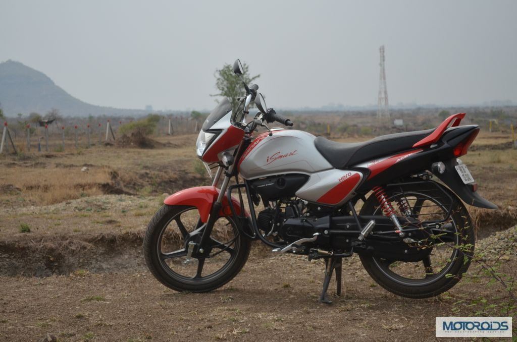 Hero splendor ismart review we extract more than 67 kmpl - Hero splendor ismart mileage per liter ...