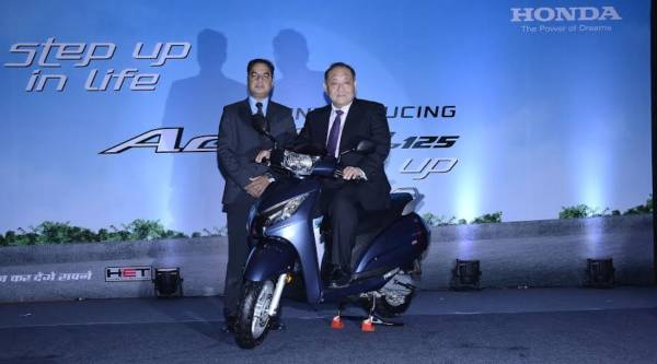Gst honda revises prices of its two wheeler range motoroids for Savio 724 ex manuale