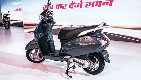 honda activa 125 price India