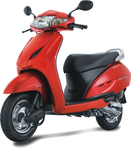 honda activa india's largest selling scooter 2