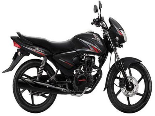 honda cb shine largest selling bike in india 2