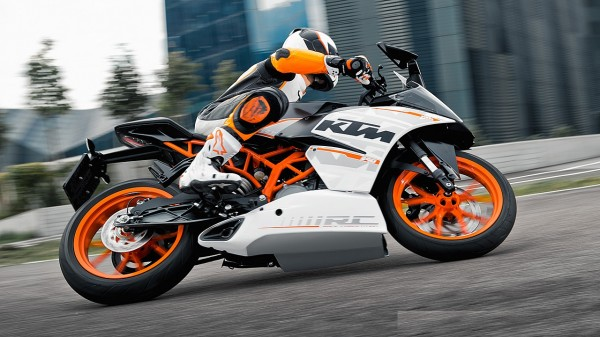 ktm rc 390 india launch images 1