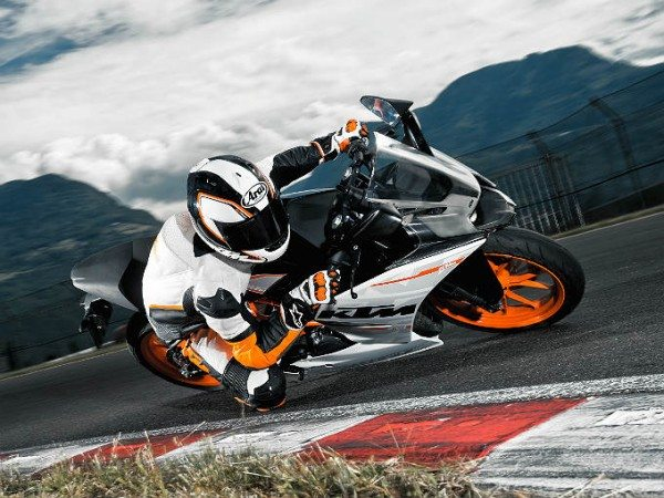 ktm rc 390 india launch images 2