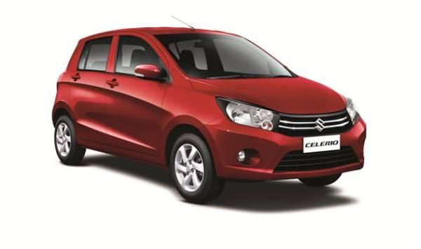 most-fuel-efficient-cars-in-india-maruti-suzuki-celerio