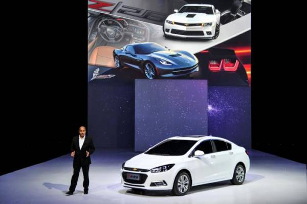 new chevrolet cruze beijing china images 1