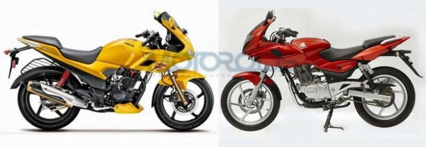 new hero karizma r 2014 vs bajaj pulsar 220 dtsi