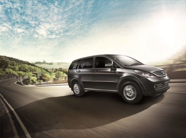 Official Release- Tata Aria facelift launched; prices start at INR 9.95 lakhs