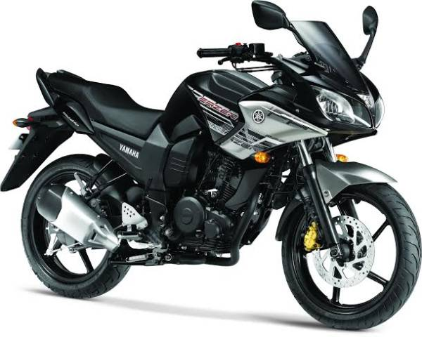Upgraded Yamaha Fazer Coming Soon