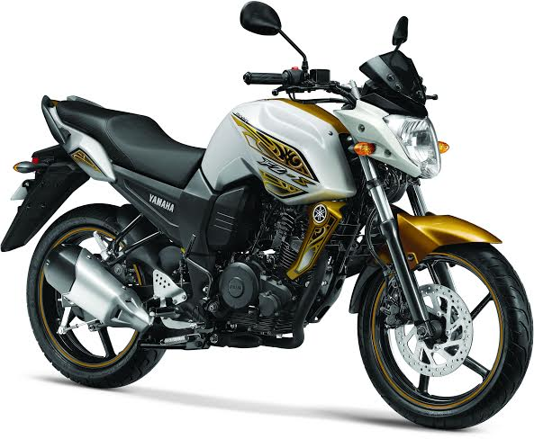 Official Release: Yamaha FZ, FZ-S and Fazer get new colour options