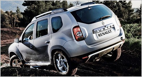 renault duster 4x4 launch images 1