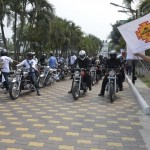 Royal Enfield Tour of Bhutan 2014 flagged off from Siliguri