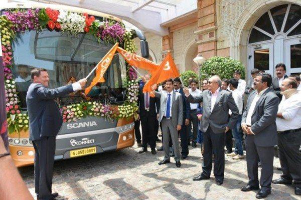 scania india buses mumbai