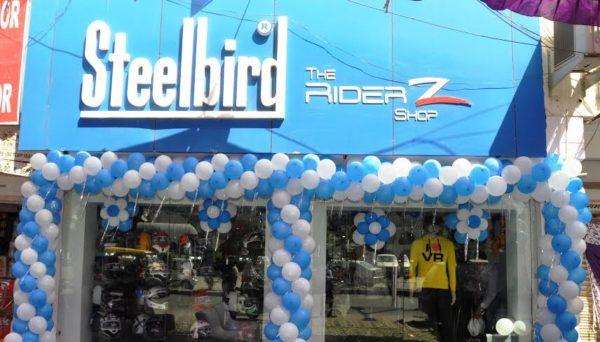 steelbird riderz