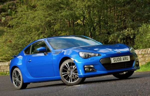 Subaru BRZ price slashed by 2,500 GBP in UK