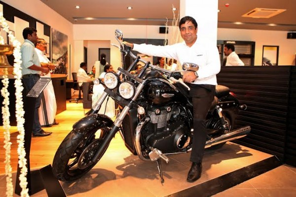 triumph motorcycles kochi 3