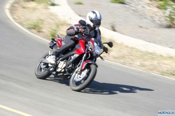 used bikes under 80000 bajaj pulsar 200ns