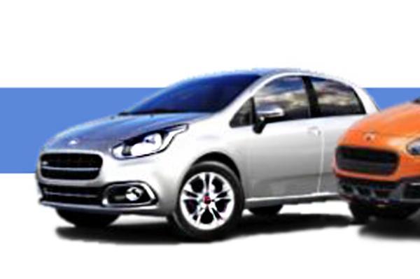 2014 Fiat Grande Punto facelift