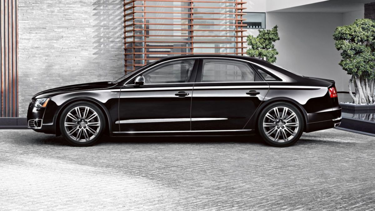 New 2014 Audi A8l India Launch Takes Place Prices Start