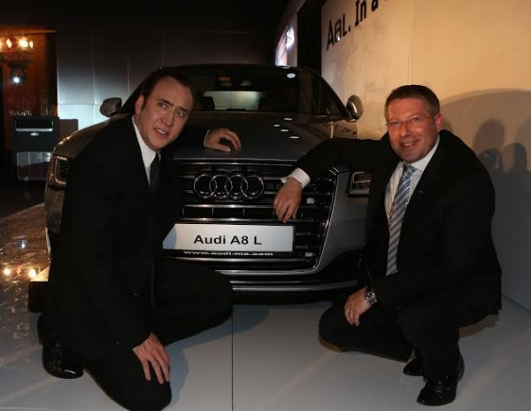 New 2014 Audi A8L India launch takes place; Prices Start @ INR 1.12 Cr