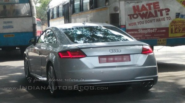 2015-Audi-TT-spotted-in-India-May-2014-rear