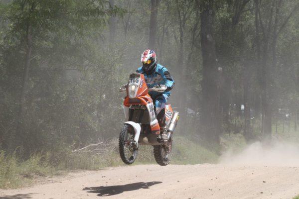 Allan Roberts Dakar participant no 165 (13)