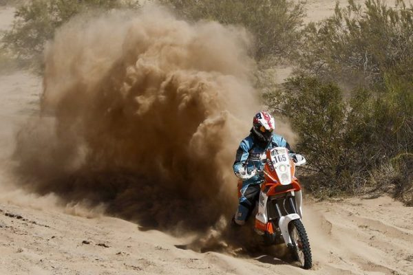 Allan Roberts Dakar participant no 165 (2)
