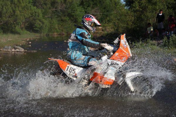 Allan Roberts Dakar participant no 165 (9)