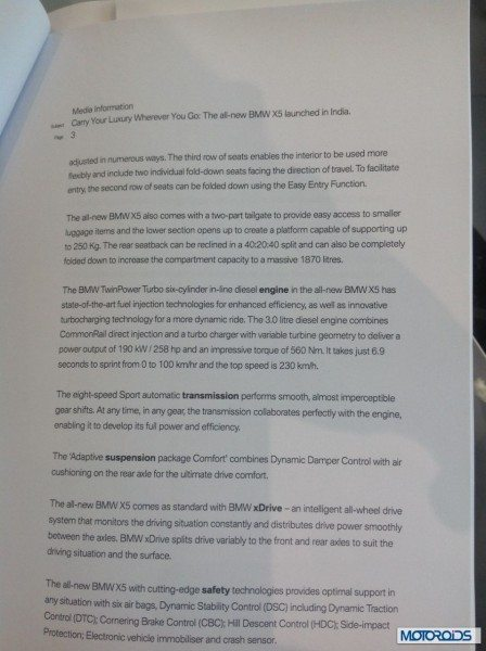 BMW X5 official press release (1)