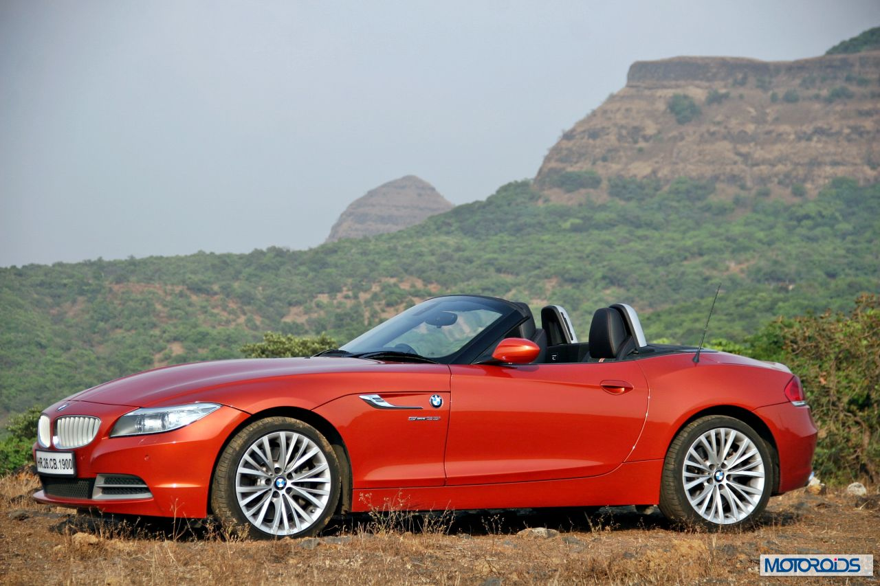Bmw Z4 Sdrive35i Dpt Review A Thing Of Beauty Motoroids