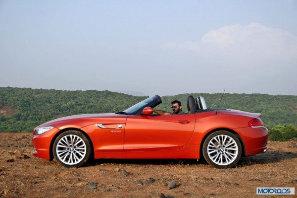 BMW Z4 convertible roof (2)