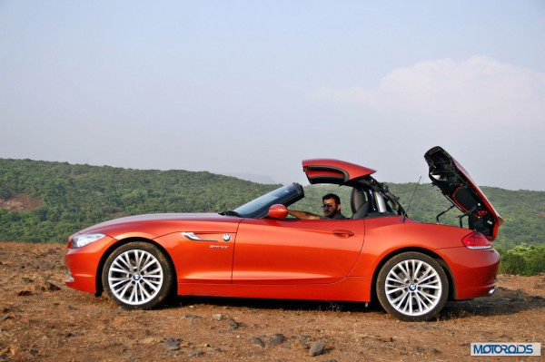 BMW Z4 convertible roof (7)