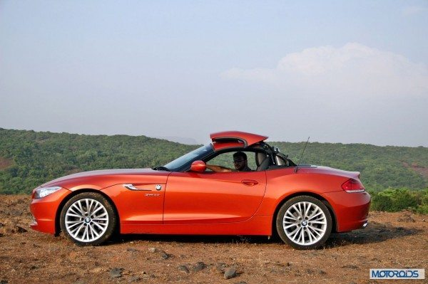 BMW Z4 convertible roof (9)