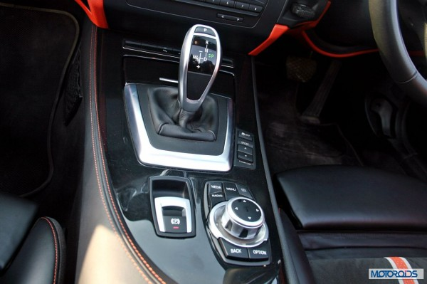 BMW Z4 sDrive 35i interior (19)