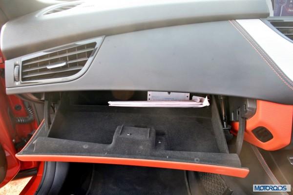 BMW Z4 sDrive 35i interior (23)