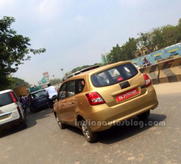 Datsun-Go+-MPV-spied-in-India