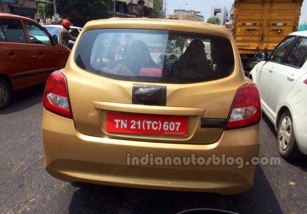 Datsun-Go+-MPV-spied-in-India-rear