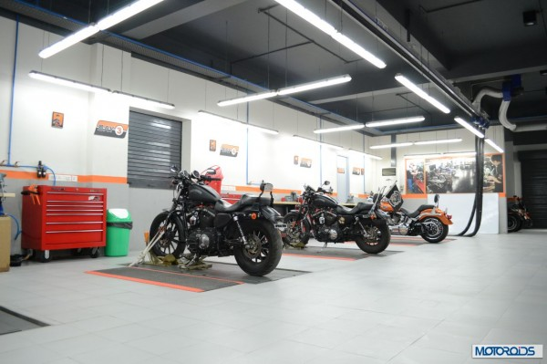 Harley Davidson Gurgaon Dealership (4)